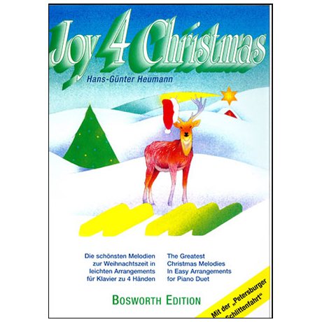Heumann, H.-G.: Joy 4 Christmas