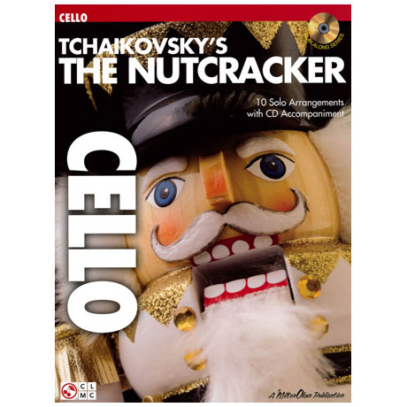 Tschaikowski, P. I.: The Nutcracker – Der Nussknacker (+CD)