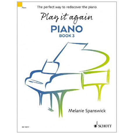 Spanswick, M: Play it again: Piano – Book 3