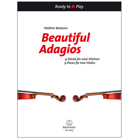 Bodunov, V.: Beautiful Adagios