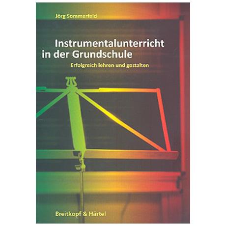 Sommerfeld, J.: Instrumentalunterricht in der Grundschule
