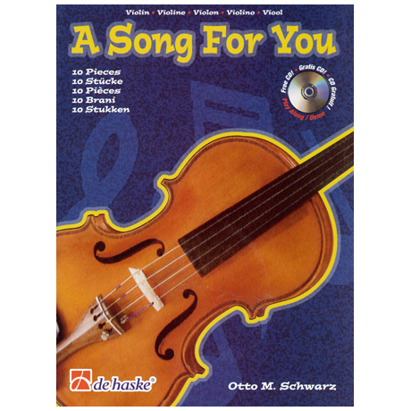 A Song for you (+CD)