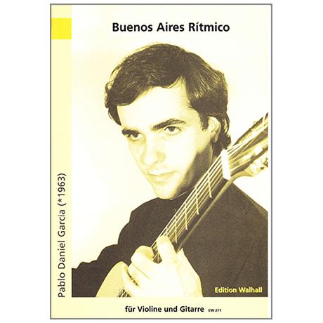 Garcia, P.D.: Buenos Aires Ritmico