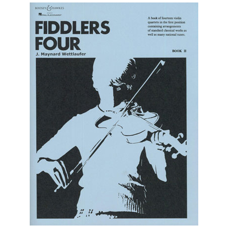 Fiddlers Four Band 2