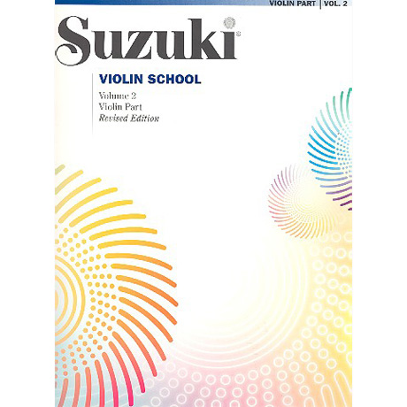Suzuki Violin School Vol. 2