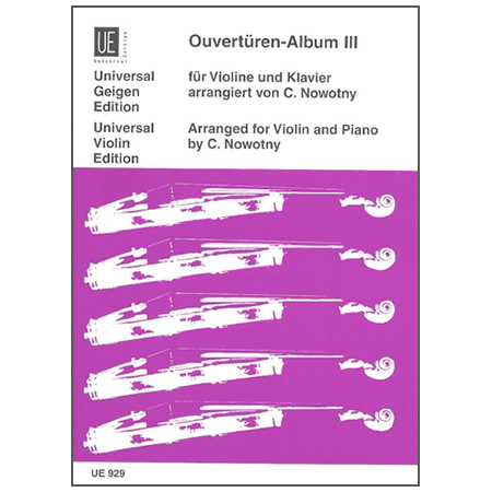 Ouvertüren-Album III