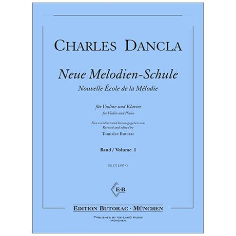 Dancla, J. B. Ch.: Neue Melodien-Schule Band 1 (Nr. 1-12)