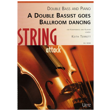 A Double Bassist goes ballroom dancing