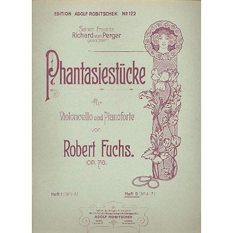 Fuchs, R.: Fantasiestücke Op. 78 Band 2 (Nr.4-7)