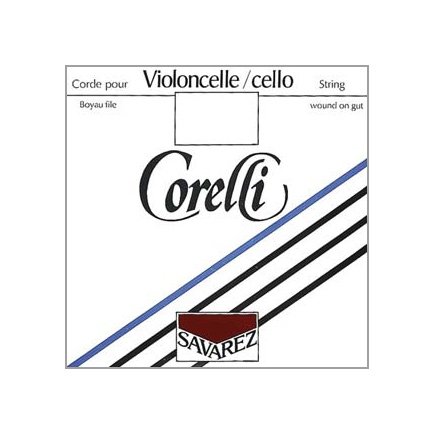 CORELLI Stahl Cellosaiten SATZ