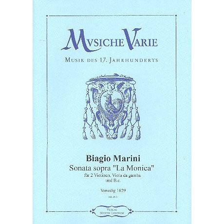 Marini, B.: Sonata sopra la monica