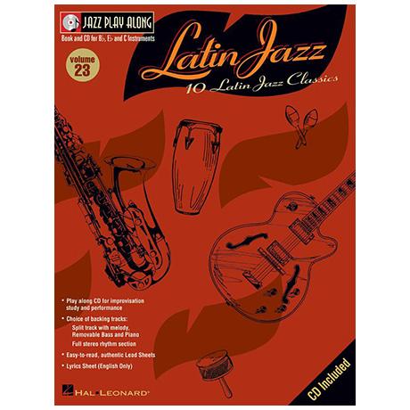 Latin Jazz (+CD)