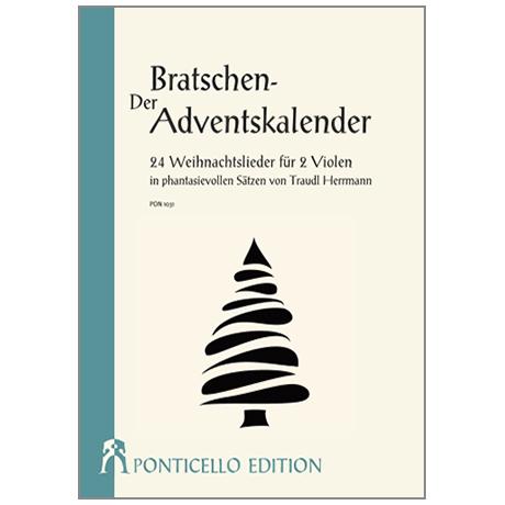 Herrmann, T.: Der Bratschen-Adventskalender