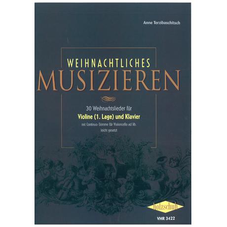 Terzibaschitsch, A.: Weihnachtliches Musizieren