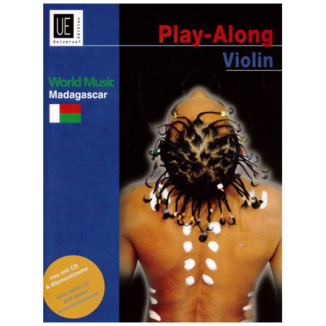 World Music Play Along Violin: Madagascar (+CD)