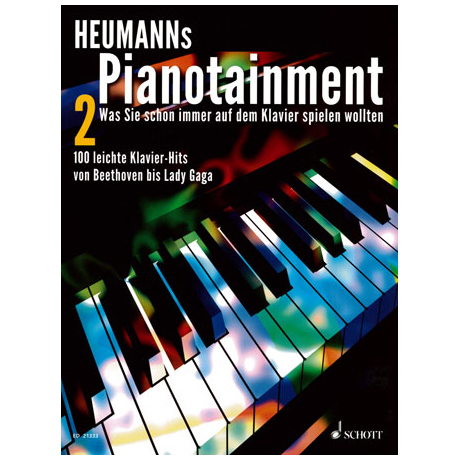 Heumann, H.-G.: Pianotainment Band 2