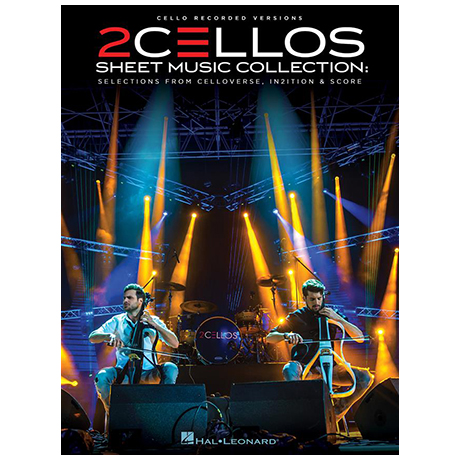 2Cellos – Sheet Music Collection