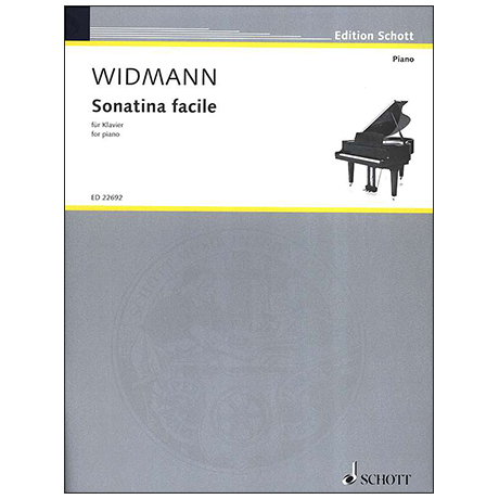 Widmann, J.: Sonatina facile (2016)