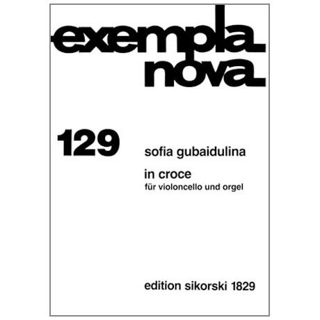Gubaidulina, S.: In croce
