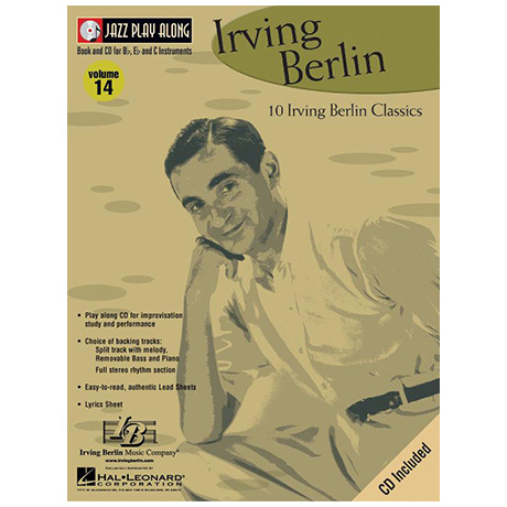 Irving Berlin (+CD)