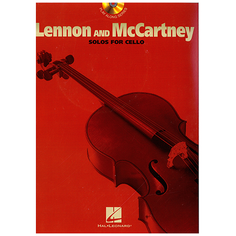 Lennon and McCartney: Solos for Cello (+CD)
