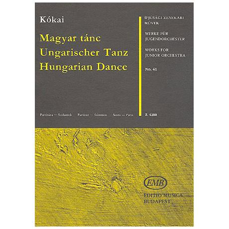 Werke für Jugendorchester - Kókai: Ungarischer Tanz