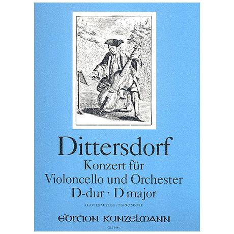 Dittersdorf, D. v.: Violoncellokonzert D-Dur