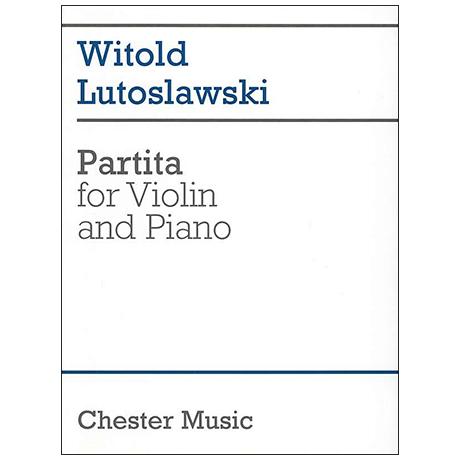 Lutoslawski, W.: Partita