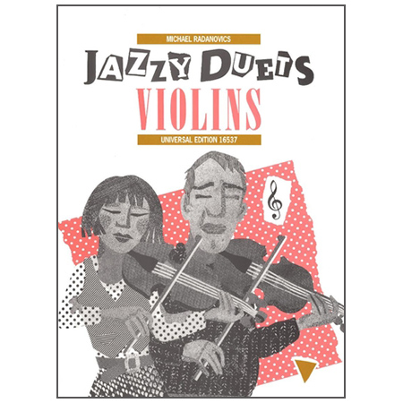 Radanovics, M.: Jazzy Duets (+CD)