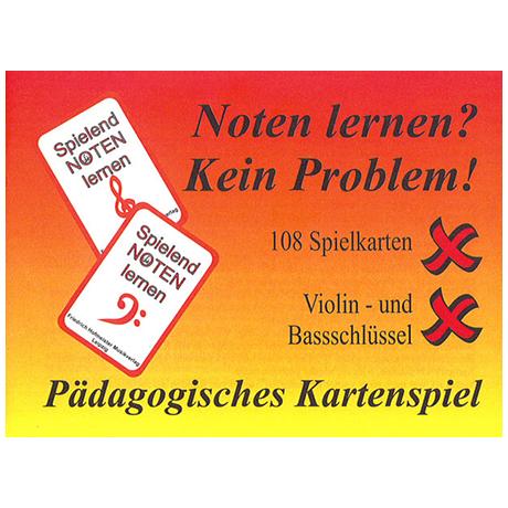 Krannich: Noten lernen? Kein Problem!