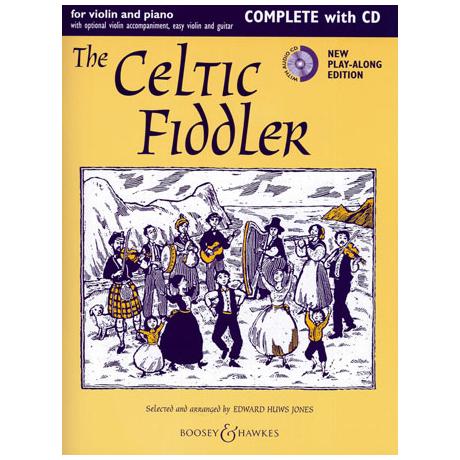 The Celtic Fiddler Complete (+CD)
