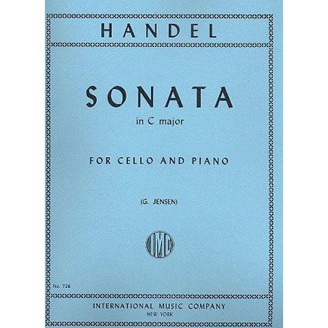 Händel, G.F.: Sonate in C-Dur