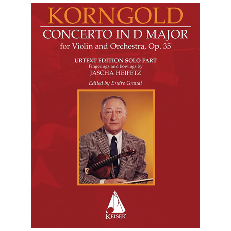 Korngold Violinkonzert