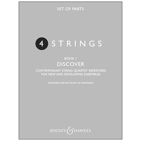 4 Strings: Discover – Stimmen