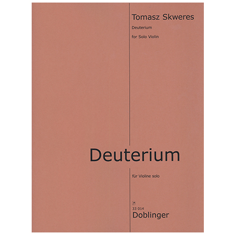 Skweres, T.: Deuterium