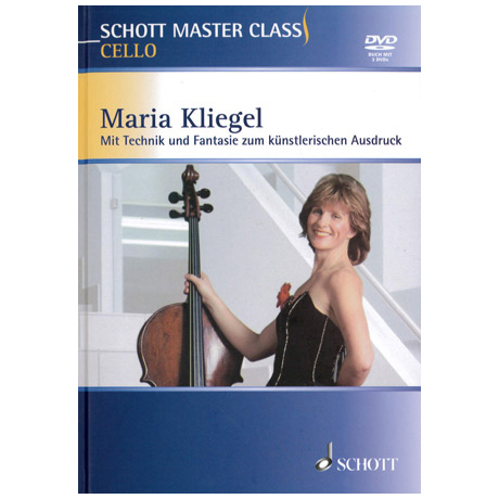Schott Master Class Cello ED9987