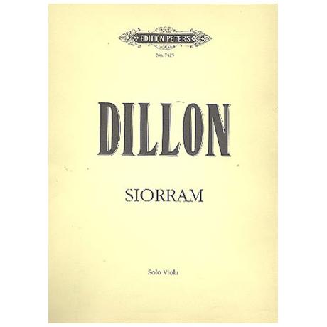 Dillon: Siorram