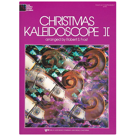 Christmas Kaleidoscope Band 2 – Klavier