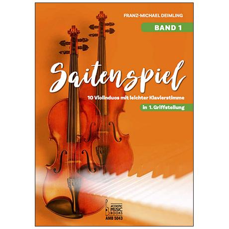 Deimling, F.-M.: Saitenspiel – Band 1