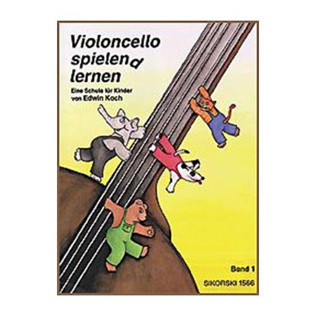 Koch: Violoncello spielen(d) lernen Band 1