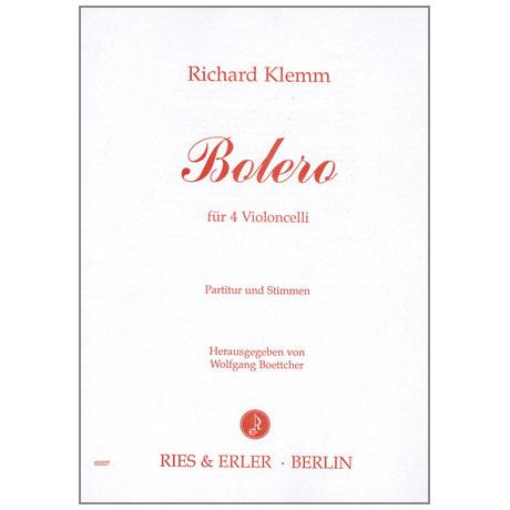 Klemm, Richard: Bolero