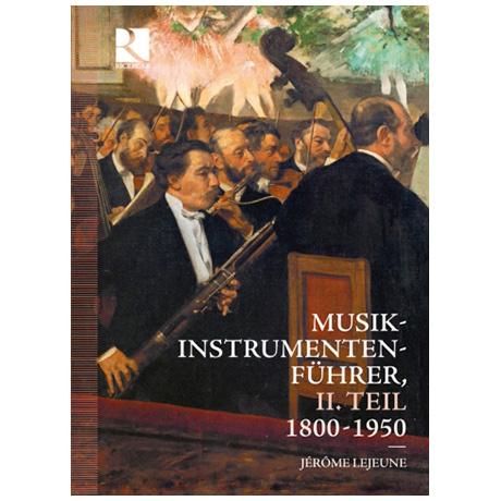 Musikinstrumentenführer Vol.2 - Von 1800 bis 1950