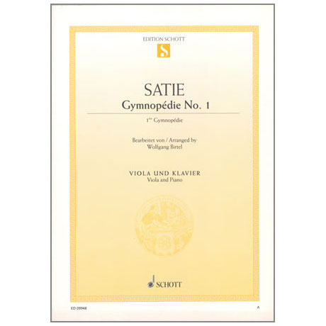 Satie, E.: Gymnopedie