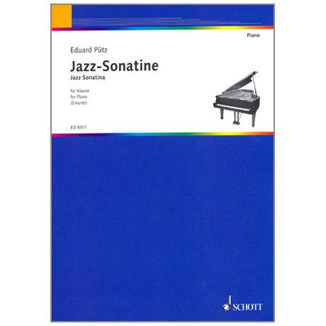 Pütz, E.: Jazz-Sonatine