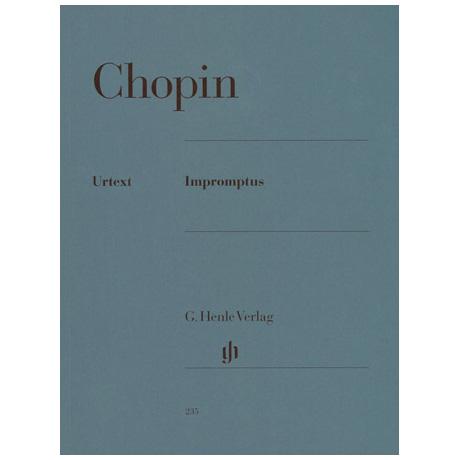 Chopin, F.: Impromptus
