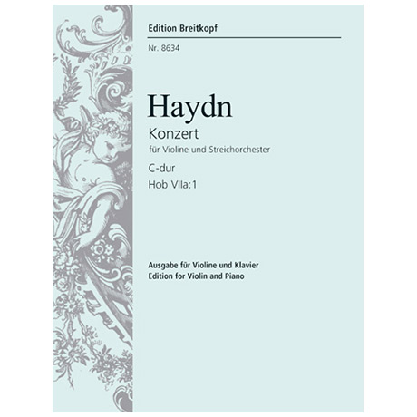 Haydn, J.: Konzert Nr.1 C-Dur Hob.VIIa