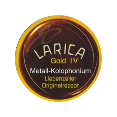LARICA Kolophonium Gold IV Cello
