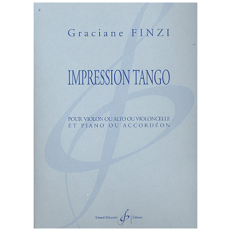 Finzi, G.: Impression Tango (2005)