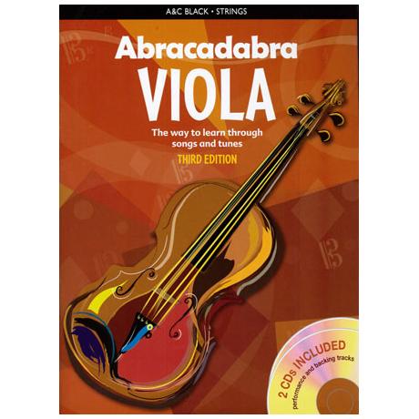 Abracadabra Viola (+ 2CDs)