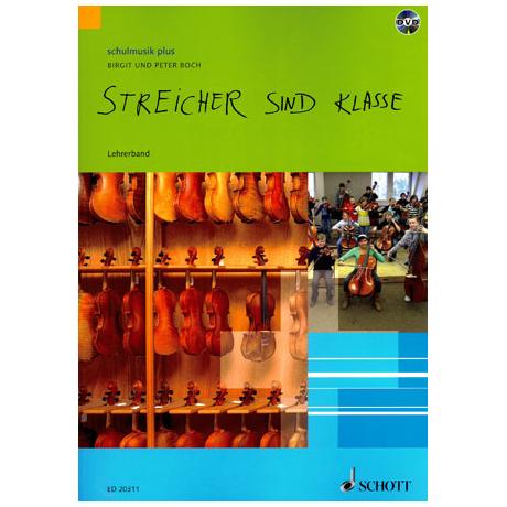 Boch, Birgit: Streicher sind klasse (+DVD)